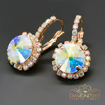Swarovski earrings aurore boreale 3 thumb
